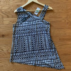 NEW Cable & Gauge   NWT Tank Blouse size L